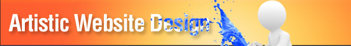 Artistic Website Design